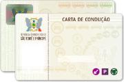 Nova carta de condução da República Democrática de São Tomé e Príncipe