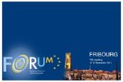 """O tema do Fórum é """"qual é o futuro digital para os jornais oficiais e serviços conexos?"""""""