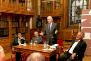 Presentation of the Dictionary of 19th and 20th Century Portuguese Business History at the Imprensa Nacional Library