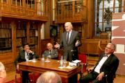 Apresentação do Dicionário de História Empresarial Portuguesa Séculos XIX e XX na Biblioteca da Imprensa Nacional
