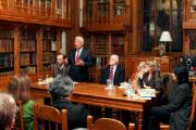 A obra foi apresentada por António Costa, Presidente da Câmara Municipal de Lisboa, e pela Professora Teresa Barata Salgueiro, da Universidade de Lisboa