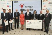 A entrega dos prémios foi feita pela Ministra da Presidência e da Modernização Administrativa, Maria Manuel Leitão Marques