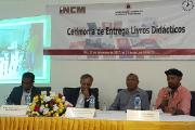 Os livros são entregues a instituições da sociedade civil e de ensino público e privado de Timor-Leste