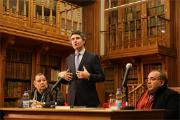 José Luís Carneiro, Secretário de Estado das Comunidades Portuguesas, realçou o papel dos portugueses no mundo
