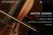 O concerto insere-se na Temporada de Música de Câmara 2017 | 2018
