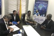 Contrato entre o INTIC e a INCM foi assinado em Moçambique