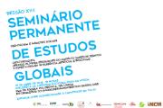 Seminário Permanente de Estudos Globais – sessão XVII