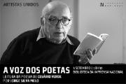 A Voz dos Poetas é uma iniciativa INCM/Artistas Unidos