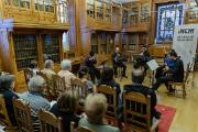 A música de câmara regressou à Biblioteca da Imprensa Nacional