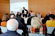 Sessão de apresentação