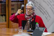 Fernando Lemos dedica o livro a José-Augusto França