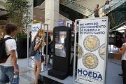 Exposição dá a conhecer ao público o design, os temas e os autores das moedas comemorativas de 2019