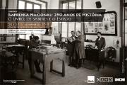 Colóquio Imprensa Nacional: 250 Anos de História. O Livro, os Saberes e o Estado