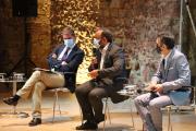 """Gonçalo Caseiro Presidente do Conselho de Administração da INCM, no debate sobre a """"Cultura de Inovação"""""""