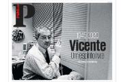 Vicente Jorge Silva foi o primeiro diretor e um dos fundadores do jornal Público