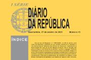 Special edition of the Diário da República pays tribute to Holocaust victims
