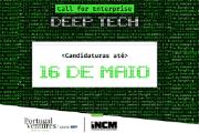 A Call for Enterprise Deep Tech pretende investir em soluções para empresas, baseadas em I&D assente em ciência e tecnologia