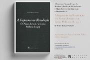 O livro aborda a imprensa durante o processo revolucionário de 1974-1975