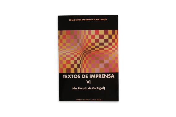 Photo 1 of product Textos de Imprensa - (Da Revista Portugal) - Vol. VI