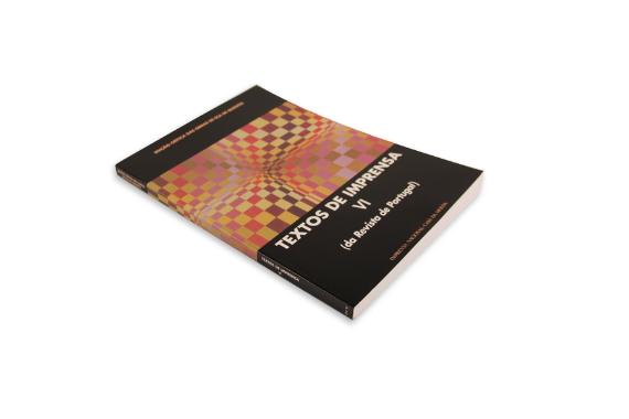 Photo 2 of product Textos de Imprensa - (Da Revista Portugal) - Vol. VI