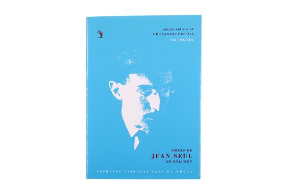 Foto 1 do produto Obras de Jean Seul de Méluret