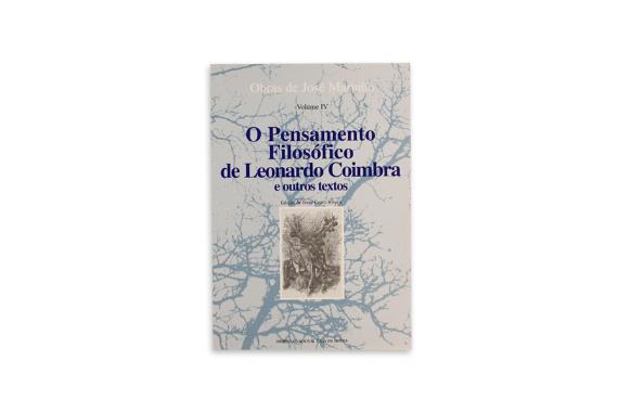 Foto 1 do produto O Pensamento Filosófico de Leonardo Coimbra e Outros Textos