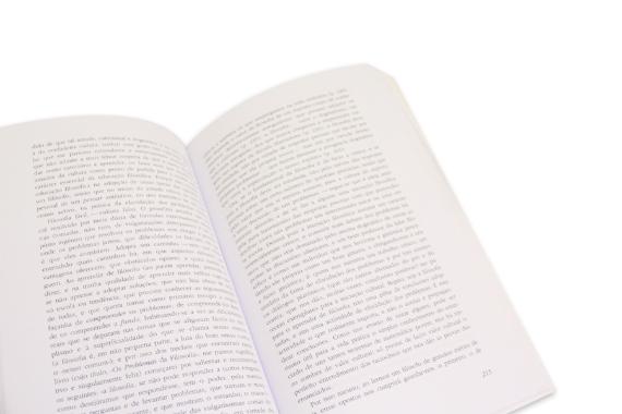 Photo 3 of product Notas Sobre Antero, Cartas de Problemática e Outros Textos Filosóficos
