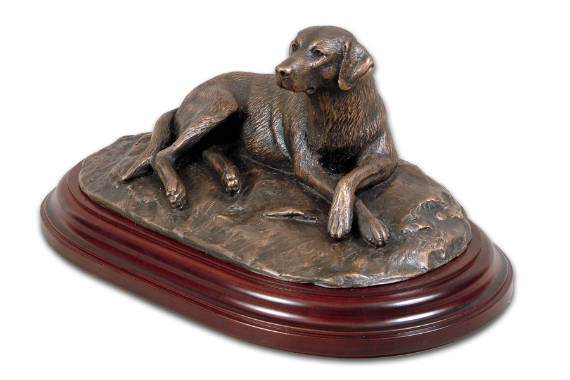 Photo 1 of product Cães de Raças Portuguesas - Cão de Castro Laboreiro - Bronze