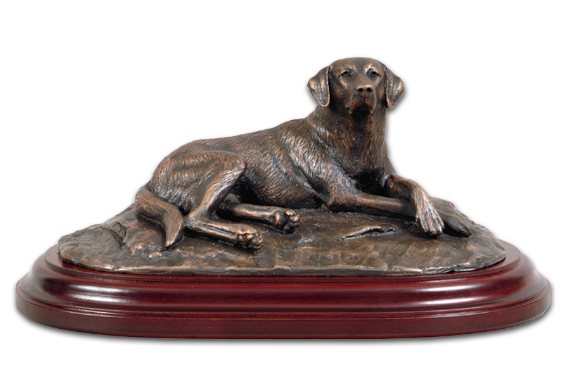 Photo 2 of product Cães de Raças Portuguesas - Cão de Castro Laboreiro - Bronze