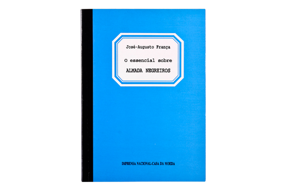 Photo 1 of product O Essencial sobre Almada Negreiros (Nº 66)