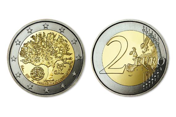 Foto 1 do produto Presidência Portuguesa do Conselho da União Europeia (BNC)
