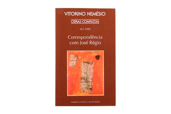 Foto 1 do produto Correspondência com José Régio