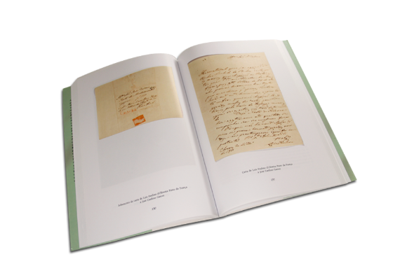 Foto 3 do produto Correspondência Luso-Brasileira - Das Invasões Francesas à Corte no Rio de Janeiro (1807-1821) - Vol. I