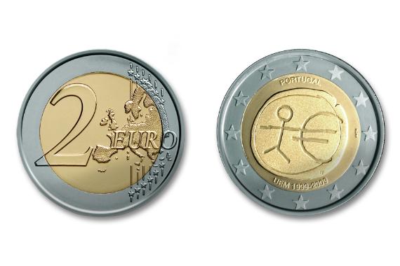 Foto 1 do produto 10º Aniversário da União Económica e Monetária (UEM) e da Criação do Euro (Proof)