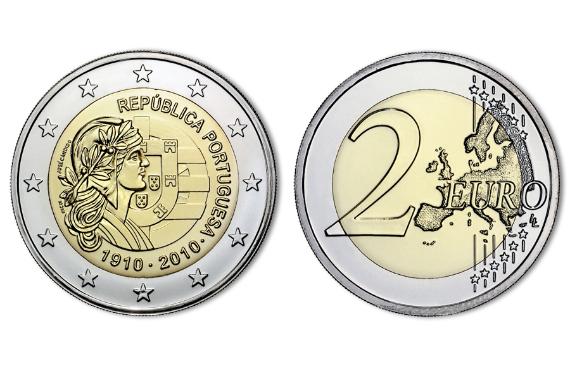 Foto 1 do produto Centenário da República Portuguesa (BNC)