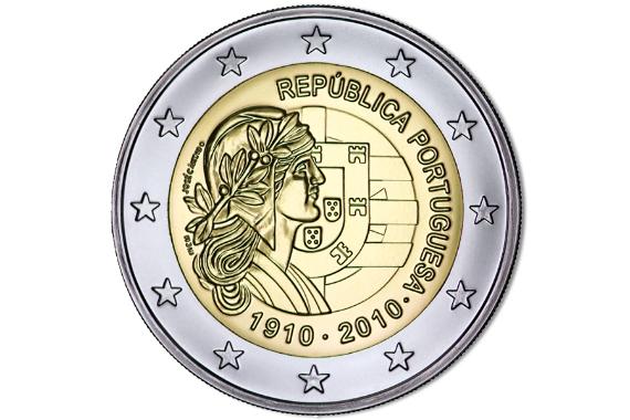 Photo 2 of product Centenary of the Portuguese Republic (BU)