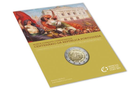 Photo 4 of product Centenary of the Portuguese Republic (BU)