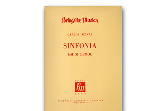 Foto 1 do produto Sinfonia em Si Bemol Maior para Orquestra de Arcos: Partes de Orquestra