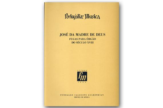 Foto 1 do produto Fugas para Órgão Século XVIII
