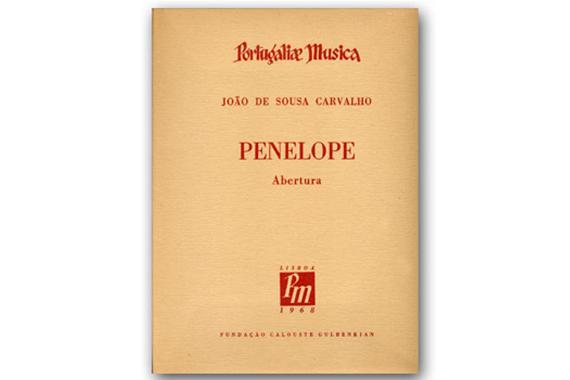 Foto 1 do produto Penelope - Partes de Orquestra