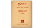Penelope - Partes de Orquestra