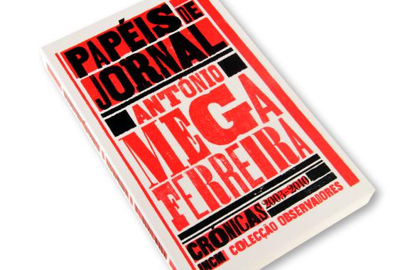 Foto 2 do produto Papéis de Jornal - Crónicas 2003-2010