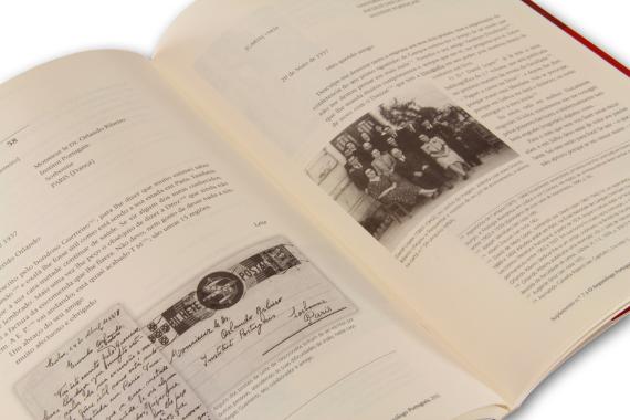 Foto 4 do produto Leite de Vasconcelos e Orlando Ribeiro - Encontros Epistolares (1931-1941)