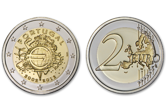 Photo 1 of product 10 Years of Euro (BU)