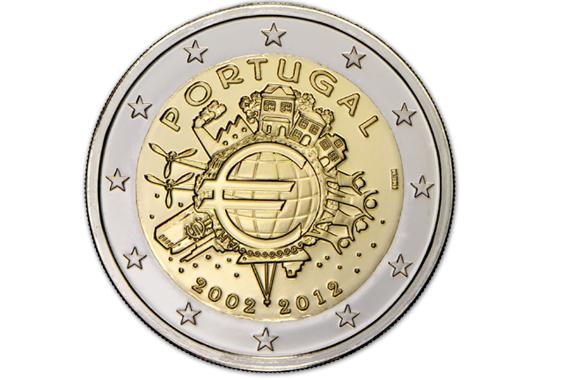 Photo 2 of product 10 Years of Euro (BU)