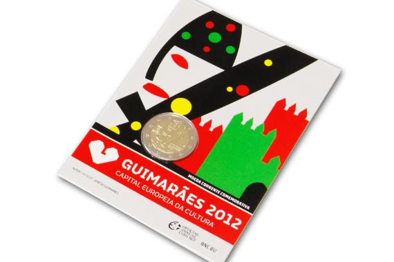 Foto 5 do produto Guimarães 2012 - Capital Europeia da Cultura (BNC)