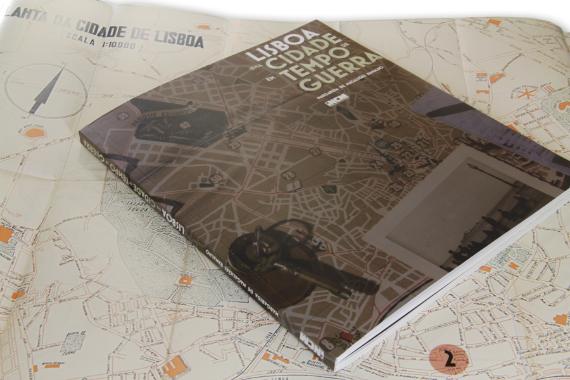 Foto 5 do produto Lisboa Uma Cidade em Tempo de Guerra