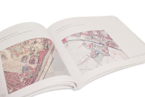 Foto 3 do produto Estudos das zonas ou unidades urbanas de carácter histórico-artístico em Lisboa