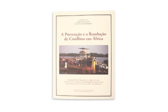 Foto 1 do produto A Prevenção e a Resolução de Conflitos em África - Atena Nº 29