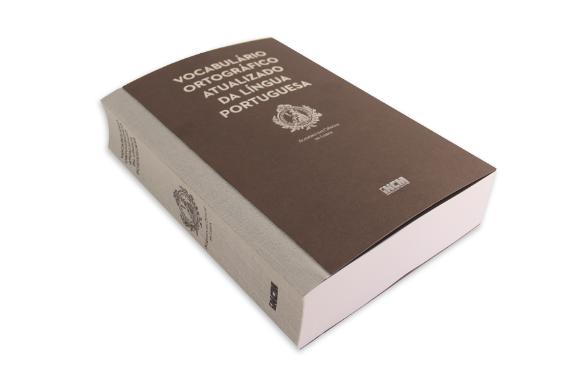 Foto 2 do produto Vocabulário Ortográfico Atualizado da Língua Portuguesa